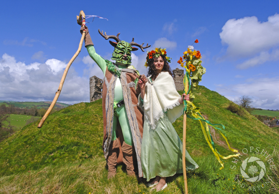 Triumph of the Clun Green Man