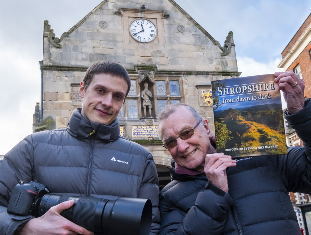 New Shropshire book on the way