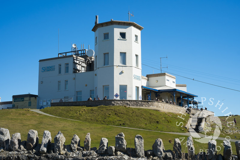 The Summit Complex on Great Orme, Llandudno, North Wales.