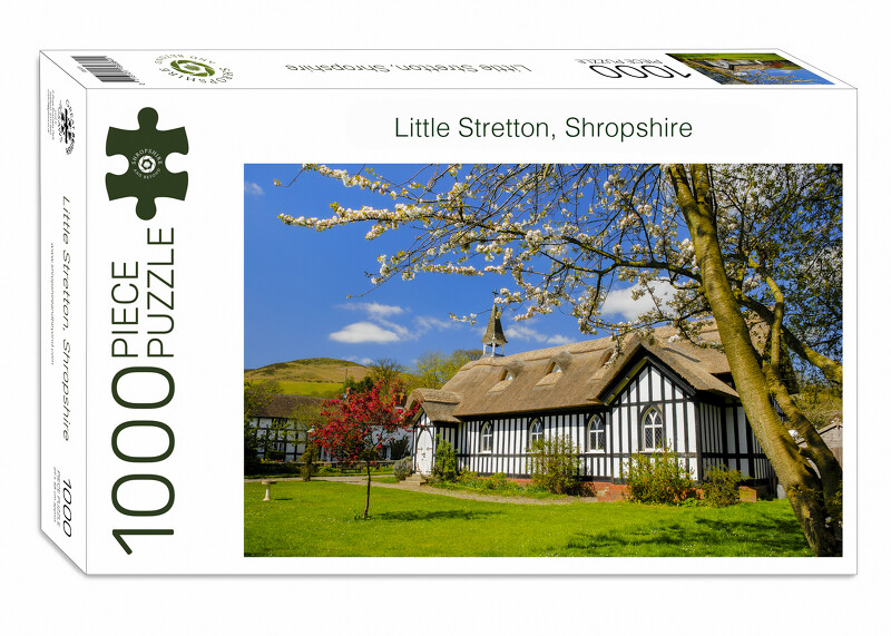 Little Stretton 1000-piece jigsaw