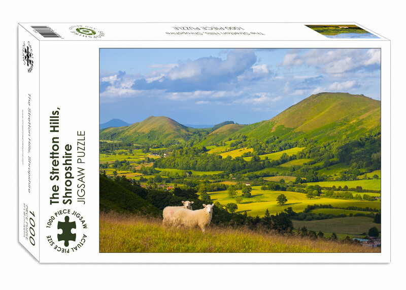 Stretton Hills 1000-piece jigsaw
