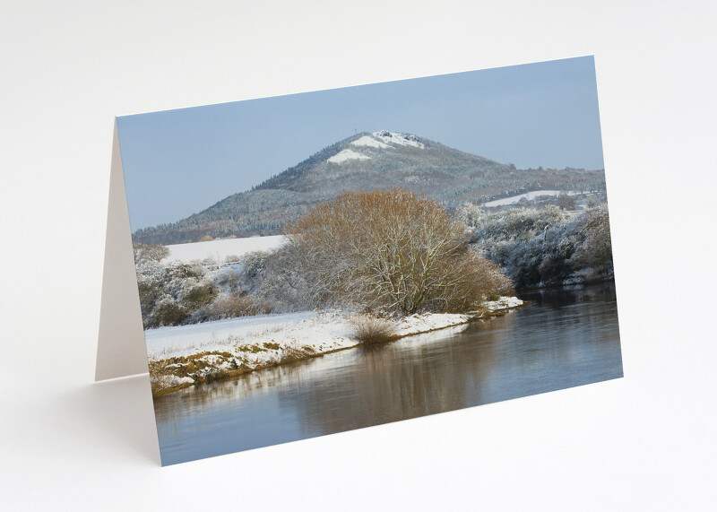 The Wrekin and River Severn, Shropshire